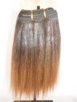 Yaki Straight Weft Hair