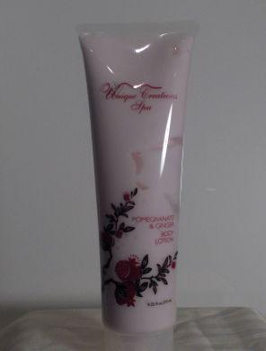 Pomegranate and Ginger Body Lotion