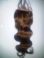 Silk Based Closure-Body Wave