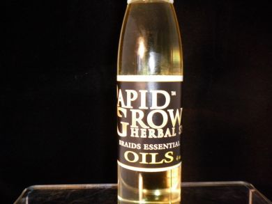Rapid Growth Braids Essential Oils