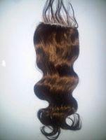 Silk Based Closure-Body Wave