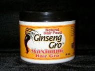 Ginseng Gro Hair Food