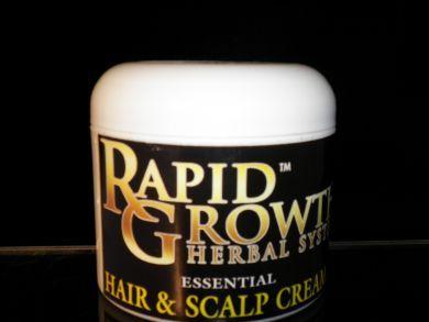 Rapid Growth Hair & Scalp Cream