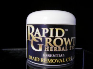 Rapid Growth Braid Removal Cream